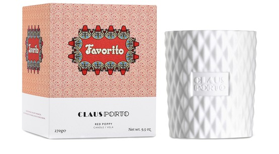 Claus Porto FAVORITO CANDLE 270 G