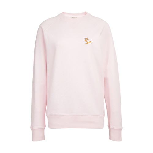 Maison Kitsuné CHILLAX FOX PATCH SWEATSHIRT