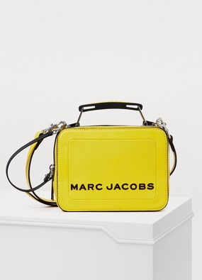 Women's The Box 20 shoulder bag   MARC JACOBS (THE)   24S