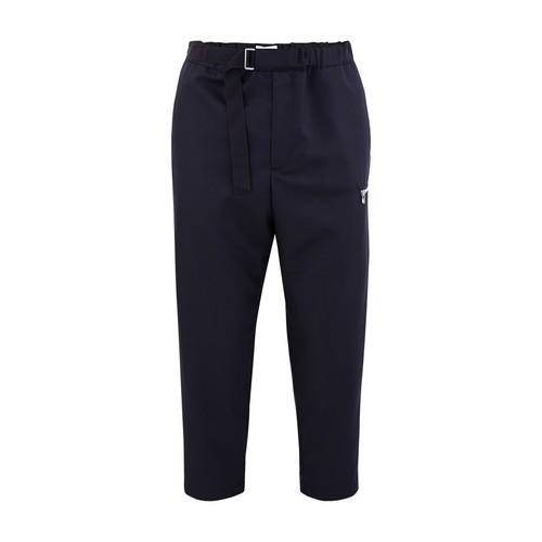 Pantalon en laine Regs