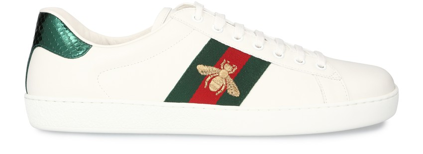 baskets Gucci Ace Bee
