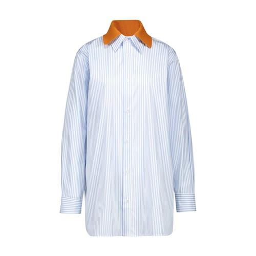 Chemise à double col