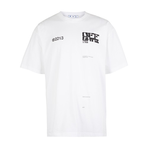 Off-White TECH MARKER T-SHIRT