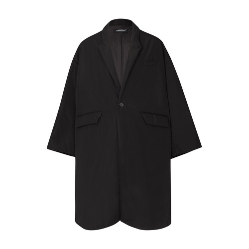 Undercover QUILTED OVERSIZE NYLON COAT