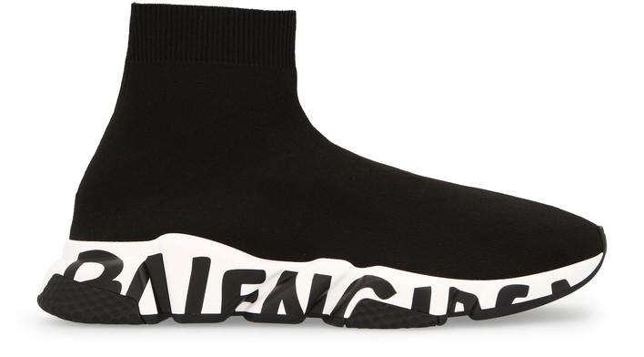 발렌시아가 스피드러너 그래피티 Balenciaga Speed Graffiti Sneaker,1015