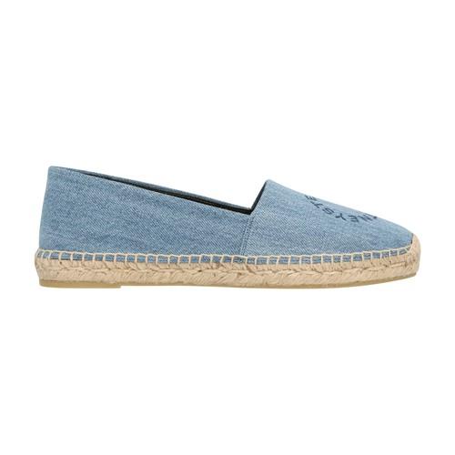 Stella Mccartney Shoes SELENE DENIM ESPADRILLES