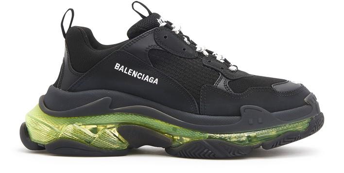 발렌시아가 트리플S 클리어 솔 스니커즈 Balenciaga Triple S Clear Sole Trainers,1047