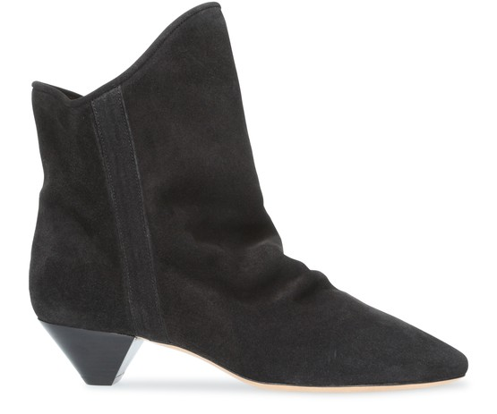Women's Doey heeled ankle boots   ISABEL MARANT   24S