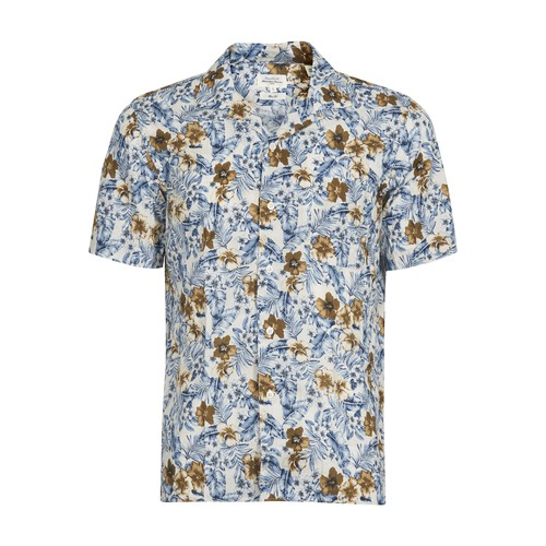Chemise Tropical Flowers