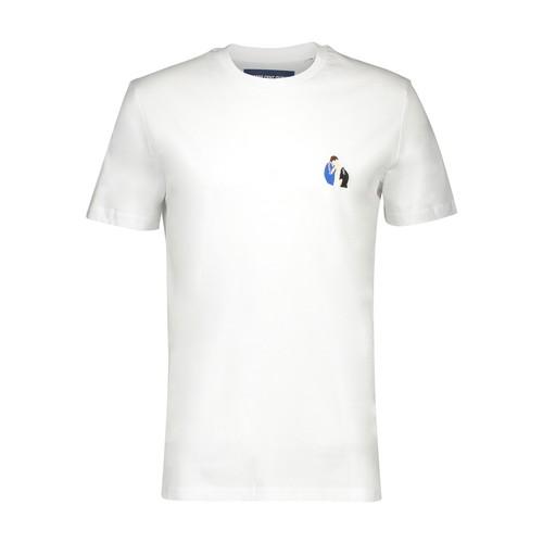 T-shirt brodé Barthez