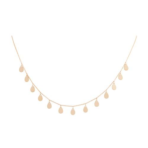 Tiny 13 Bliss necklace