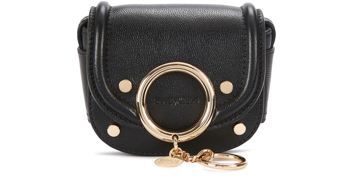 씨 바이 끌로에 See by Chloe Mara mini bag,black