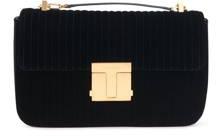 톰포드 체인 맥시 숄더백 Tom Ford Chain Maxi Shoulder Bag,black