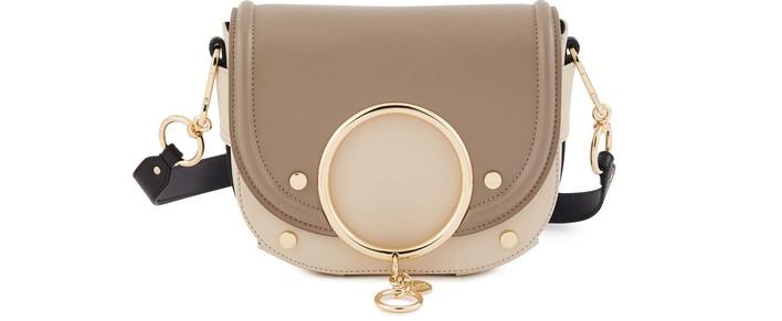 씨 바이 끌로에 See by Chloe Mara shoulder bag,motty grey