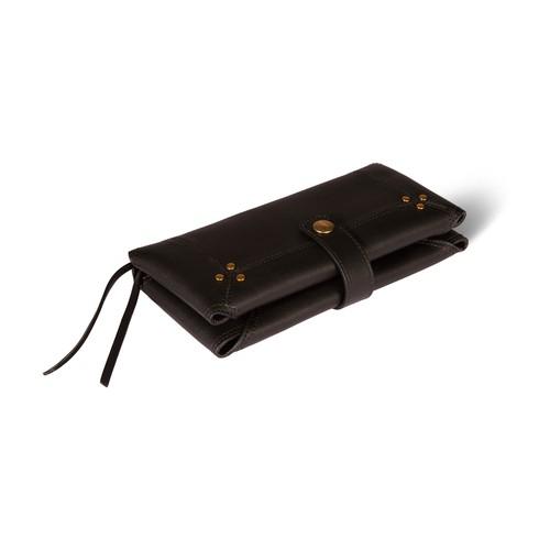 Jérôme Dreyfuss Phone Case L In Noir Brass