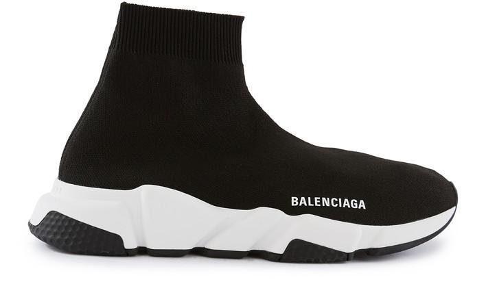 발렌시아가 스피드러너 여성용 - 흰검 Balenciaga Speed LT trainers,blk/wh/wh/bk/bk/bk