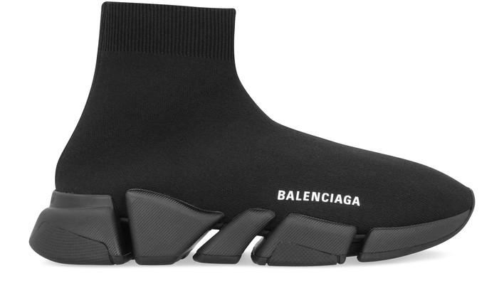 발렌시아가 스피드러너 2 - 블랙 Balenciaga Speed.2 lt