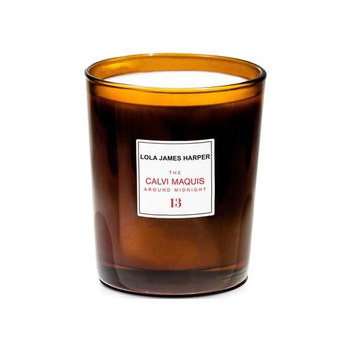 The Calvi Maquis around Midnight candle 190 g
