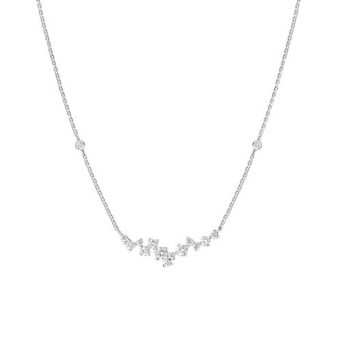 Djula Fairytale Necklace In Metallic