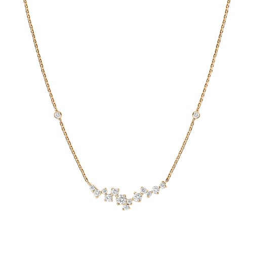 Djula Fairytale Necklace In Gold
